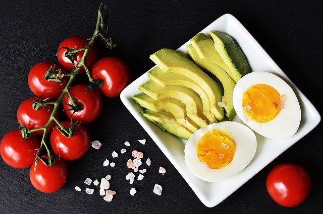 Élelmiszer-diéta Keto