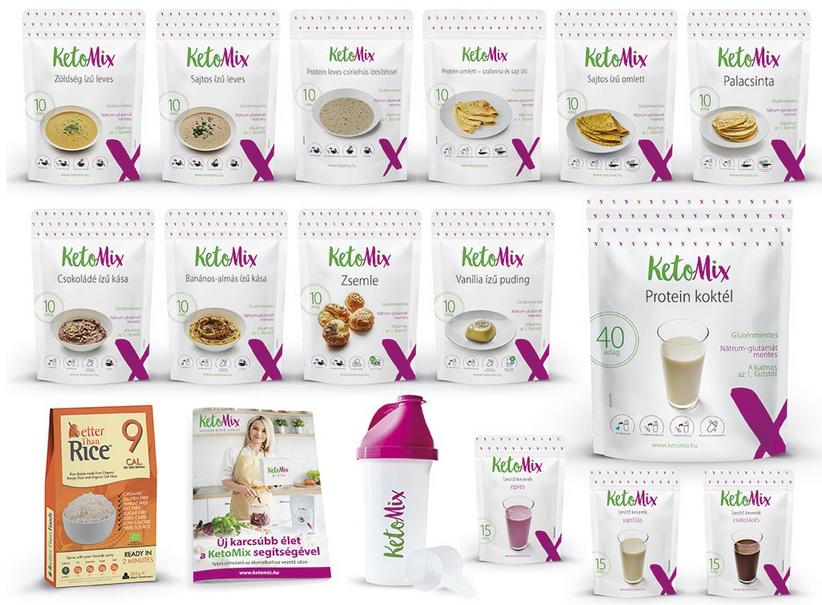 diéta vélemények Ketomix
